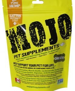 Mojo Pet Supplement CBD treats