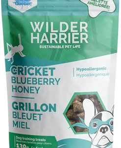 Wilder Harrier Cricket Blueberry Dog Treat