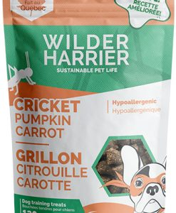 Wilder Harrier Cricket Pumpkin Carrot Flavour