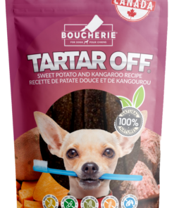 Boucherie Tartar Off dental sticks with Kangaroo