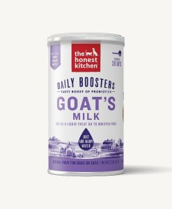 Honest Kitchen Goat milk with probiotics