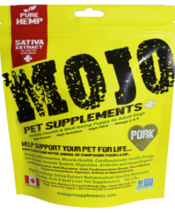 Mojo CBD Pet Supplements