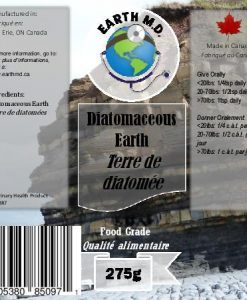 Earth MD Diatomaceous Earth Shaker