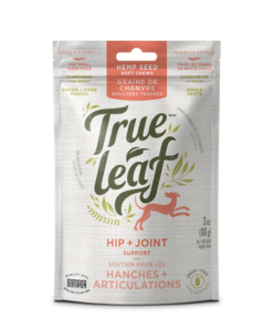 True Leaf hip and joint support for small dogs