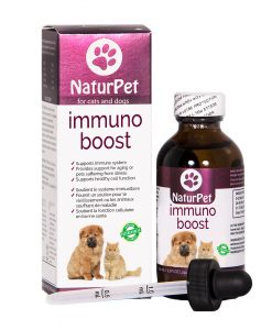 Naturpet Immuno Boost for pets