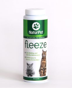 NaturPet Fleeze for cats and dogs