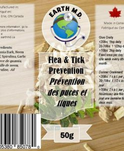 Earth MD Flea and Tick Prevention Outdoor Shield