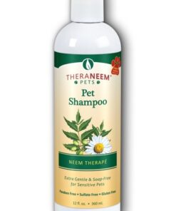 TheraNeem Neem oil natural pet shampoo