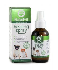 NaturPet Healing Spray