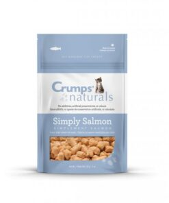 Crump's Naturals Simply Salmon Cat Treat