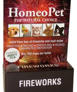 HomeoPet Anxiety TFLN Fireworks