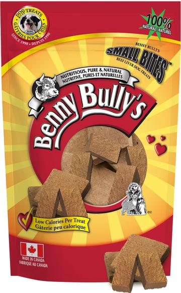 Benny Bully's Liver Chops Small Bites
