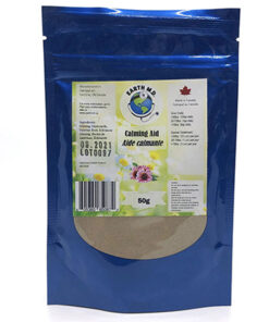 Earth MD Calming Aid Front