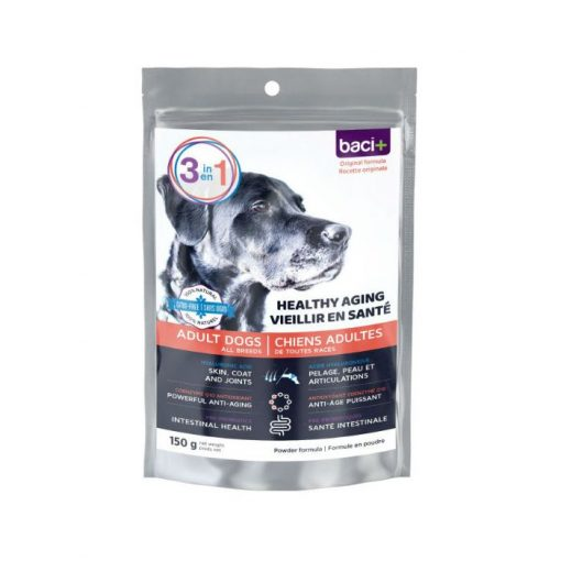 Baci plus Healthy Aging 3 in 1 for dogs