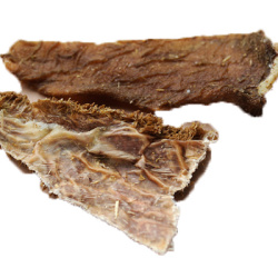Beef tripe dehydrated treat for dogs