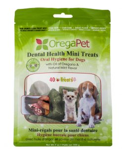 OregaPet Dental dog treats